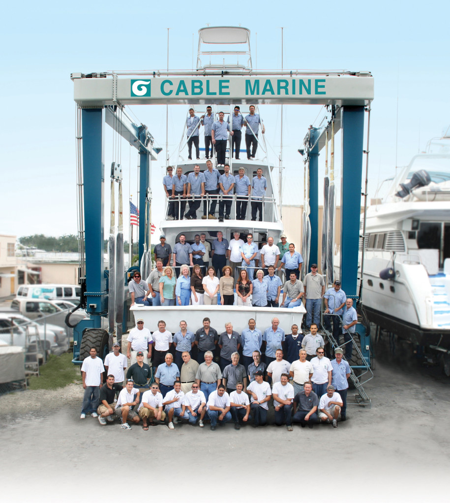Cable Marine Services